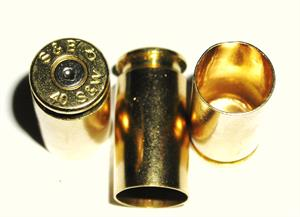 40 S&W Mixed Manufacture